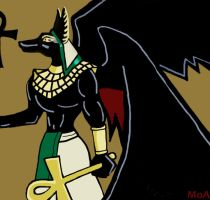 Anubis by Mistress-of-Anubis