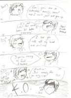 the oblivious vs. the grump by Near-lawliet301