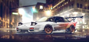 Nissan 240sx NFS Tribute Speedhunters by yasiddesign