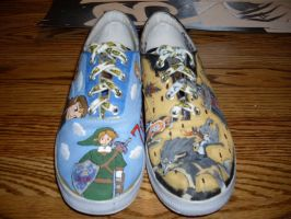 Zelda Shoes 2.3.1 by medli96