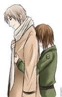 APH: No Sunflowers Here by Kitsune--Rin
