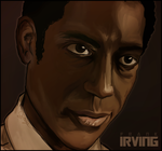 Captain Irving by Paraspriteful