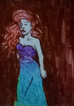 ATC: Ariel by 14InAHeart