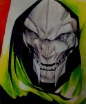 Dr Doom by Painter-One