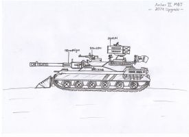 Archer II MBT 2014 Upgrade by Target21