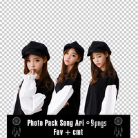 Render Pack - Song Ari - #5 by parkjiwon-parkjimin