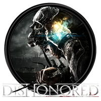 Dishonored Dock Icon by OutlawNinja