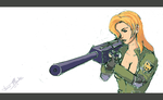 Sniper Wolf by IICE