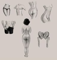 Female Shapes by Psychometron