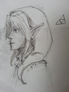 Link sketch by HyundooMandoo