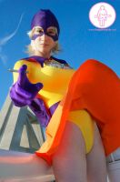 SDCC09 - The Pro 01 by illiara