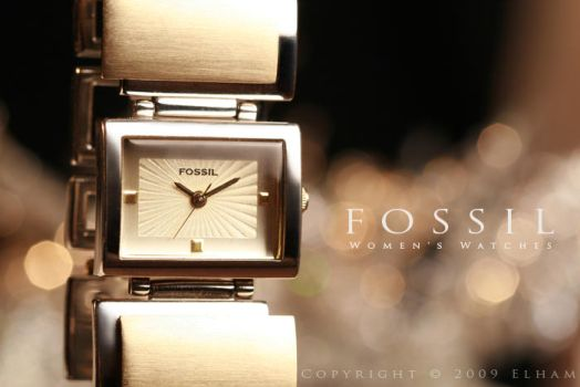 Fossil Watch by Inspiration-sa