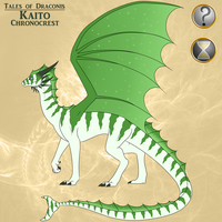 Kaito Chronocrest - Ref by Constelia