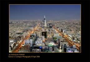 Al Faisaliah Tower by jerishoots