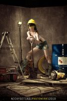 Worker-1 by NickySetiadi