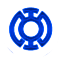 Blue Lantern Logo by KalEl7