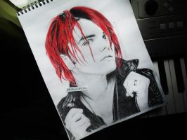 Gerard Way - Danger Days by KatherineLeon