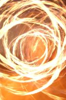 Fire Spinning 2. by WhereWinterIsBroken