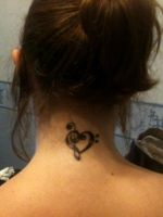 Tattoo: A Love for Music by chimocho