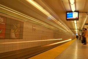 Toronto Subway by airblue