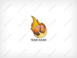 basket logo by firmacomdesign