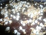 Brownies with nuts and white chocolate chips by willowqueen