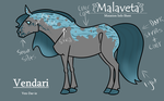 Malaveta Info Sheet - Vendari Mutation by WinterGiraffe