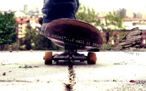 Lets Skate J by diegotiziani