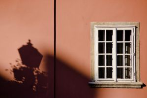 lamp and window by torobala