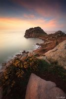 Pointe de Primel by Florenaut