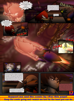 Sonic the Hedgehog Z #8 Pg. 17 July 2014 by CCI545