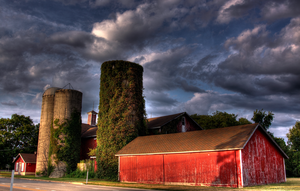 Some Barn II -hdr by tCentric-media