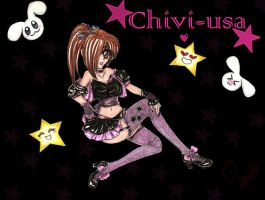 chivi-usa new look by miausii