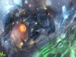Pacific Rim by melonnyinyi