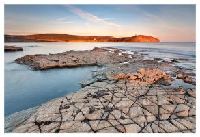 Kimmeridge Light by SebastianKraus
