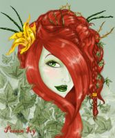 Poison Ivy by zepheenia
