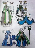 The Legendaries Origins royal clothes by Soniclifetime
