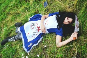 Alice Madness Returns by Dead-Scarlet