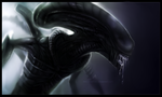 Xenomorph Speedpaint by Ink-Leviathan