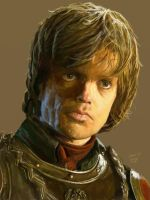 Game of Thrones Tyrion (Peter Dinklage) by ScullyNess