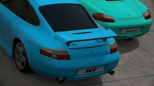 Ruf RGT and 3400S on GT6 3 by angelneo107