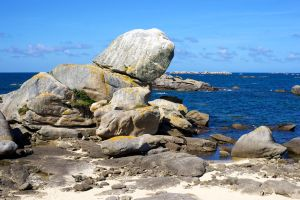 Brittany Coast 10 Stock by lokinststock