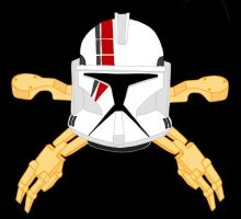 Clone Trooper CrossBones by Cinn-Ransome