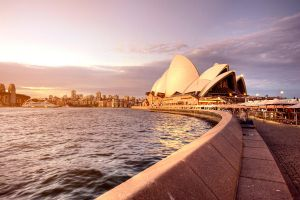 Sydney Opera house by garki
