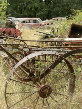 Rusting in peace by finhead4ever
