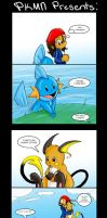 The Mudkip Files by NintendoBrattU