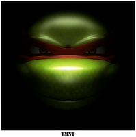 TMNT Raphael by REDWOOD3D