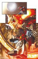 Dreamwave War Within page by dcjosh