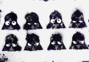 dirty vaderssss by cunaka