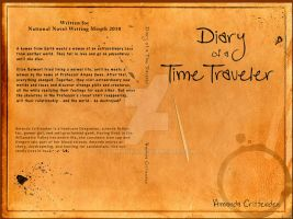 Diary of a Time Traveler cover by Saphiroko